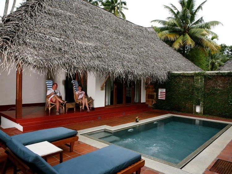 Marari Beach Resort Mararikulam India 15