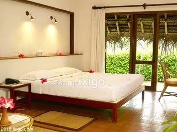 Marari Beach Resort Deluxe Garden Villa With Private Pool