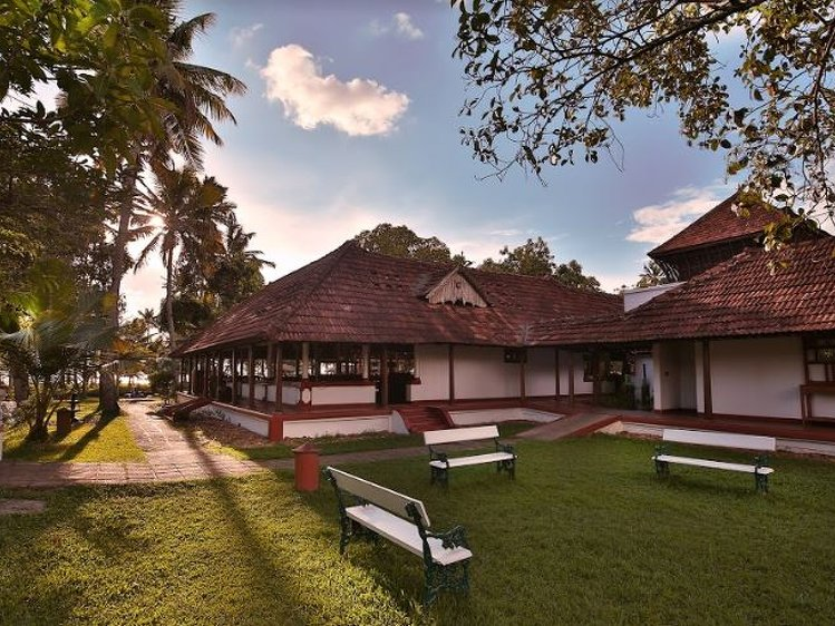 Coconut Lagoon Kumarakom India 1