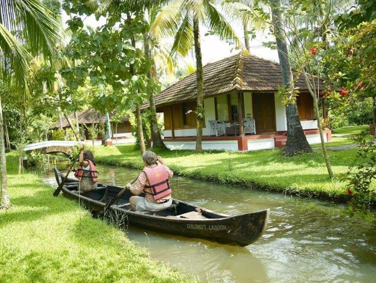 Coconut Lagoon Kumarakom India 3