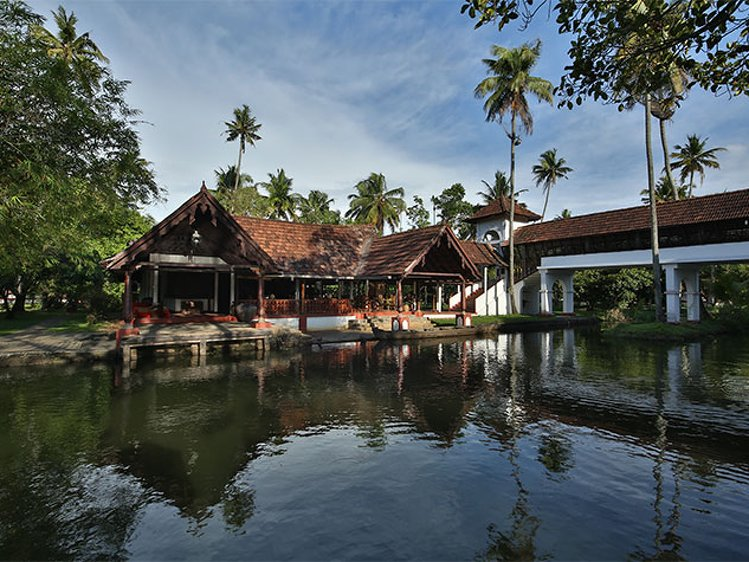 Coconut Lagoon Kumarakom India 11