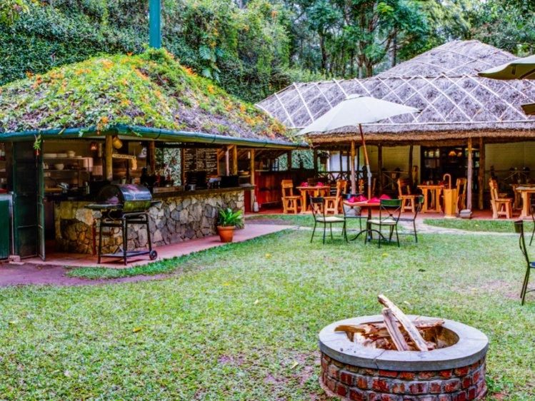 Spice Village Thekkady India 2