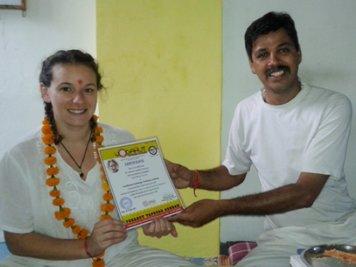 YogaHut Tapovan Rishikesh India