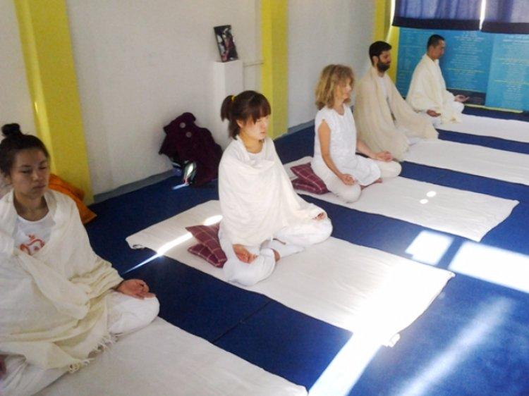 YogaHut Tapovan Rishikesh India 5