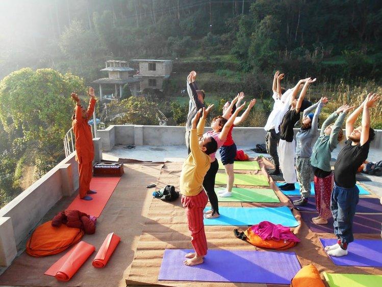 fabcba30bb Tantra Yoga Teacher Training, 200 hours, Kathmandu, Nepal, Nepal
