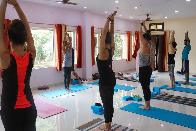 Yoga Vidya Mandiram Rishikesh India 3