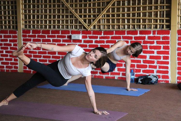 Yoga Vidya Mandiram Rishikesh India 11
