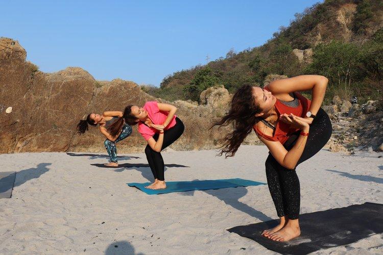 Yoga Vidya Mandiram Rishikesh India 18