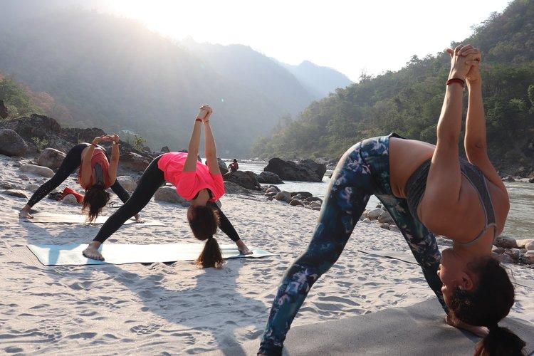 Yoga Vidya Mandiram Rishikesh India 19