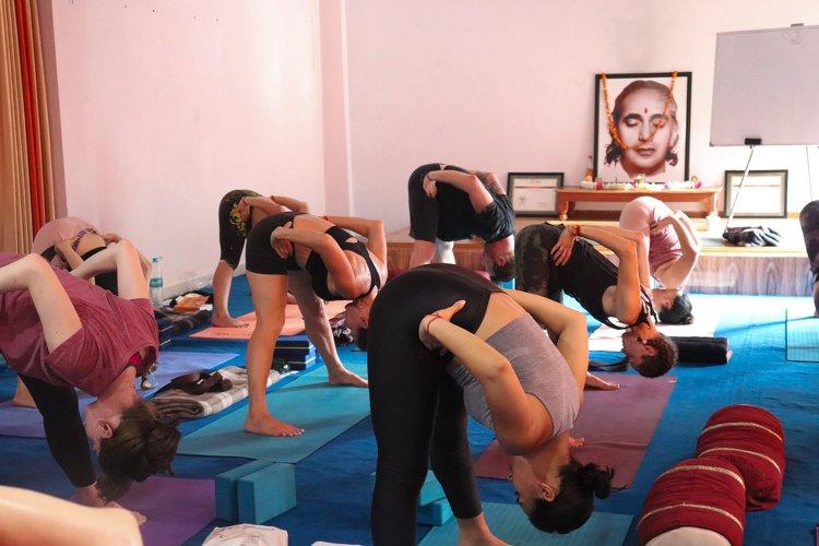 Yoga Vidya Mandiram 200 Hours Hatha and Ashtanga Vinyasa Yoga Teacher Training 9