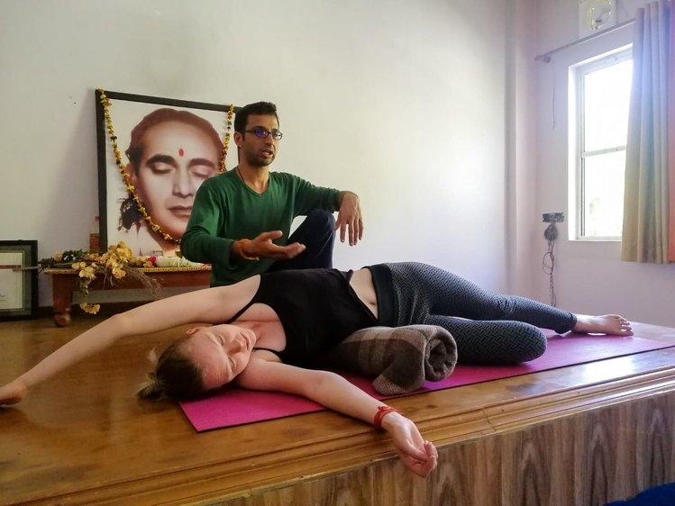 Yoga Vidya Mandiram 200 Hours Hatha and Ashtanga Vinyasa Yoga Teacher Training 14