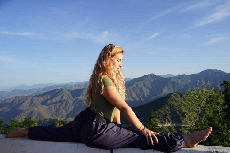Yoga Vidya Mandiram 200 Hours Hatha and Ashtanga Vinyasa Yoga Teacher Training 22