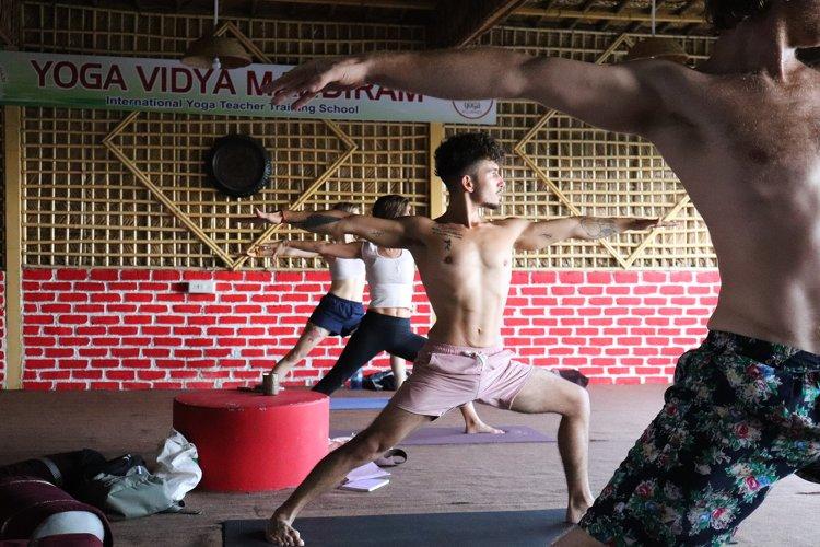 Yoga Vidya Mandiram 500 Hours Hatha & Ashtanga Vinyasa Yoga Teacher Training 4
