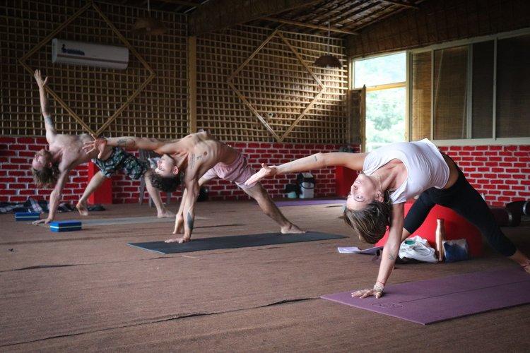 Yoga Vidya Mandiram 500 Hours Hatha & Ashtanga Vinyasa Yoga Teacher Training 5