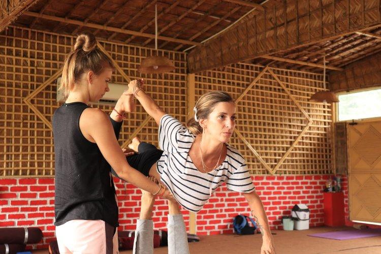 Yoga Vidya Mandiram 500 Hours Hatha & Ashtanga Vinyasa Yoga Teacher Training 8