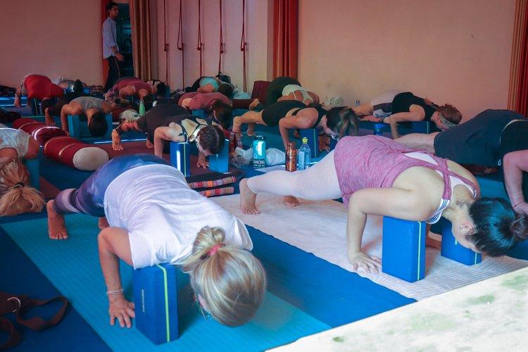 Yoga Vidya Mandiram 500 Hours Hatha & Ashtanga Vinyasa Yoga Teacher Training 10