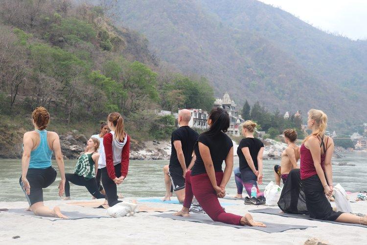 Yoga Vidya Mandiram 500 Hours Hatha & Ashtanga Vinyasa Yoga Teacher Training 21