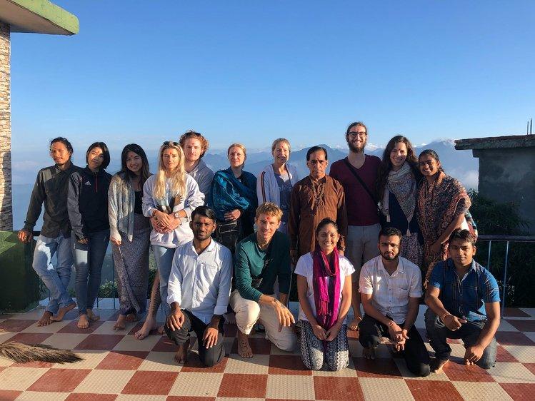 Yoga Vidya Mandiram 500 Hours Hatha & Ashtanga Vinyasa Yoga Teacher Training 29