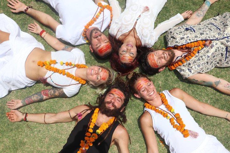 Yoga Vidya Mandiram 100 Hour Hatha & Ashtanga Vinyasa Yoga Teacher Training 14