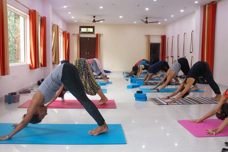 Yoga Vidya Mandiram 7 Days Yoga & Meditation Retreat 10
