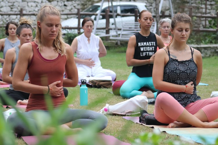 Yoga Vidya Mandiram 7 Days Pranayama (Breath) & Yoga Retreat 3