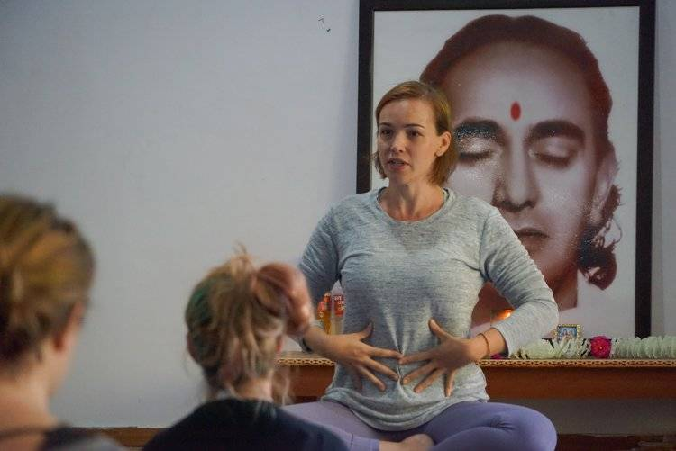 Yoga Vidya Mandiram 7 Days Pranayama (Breath) & Yoga Retreat 6