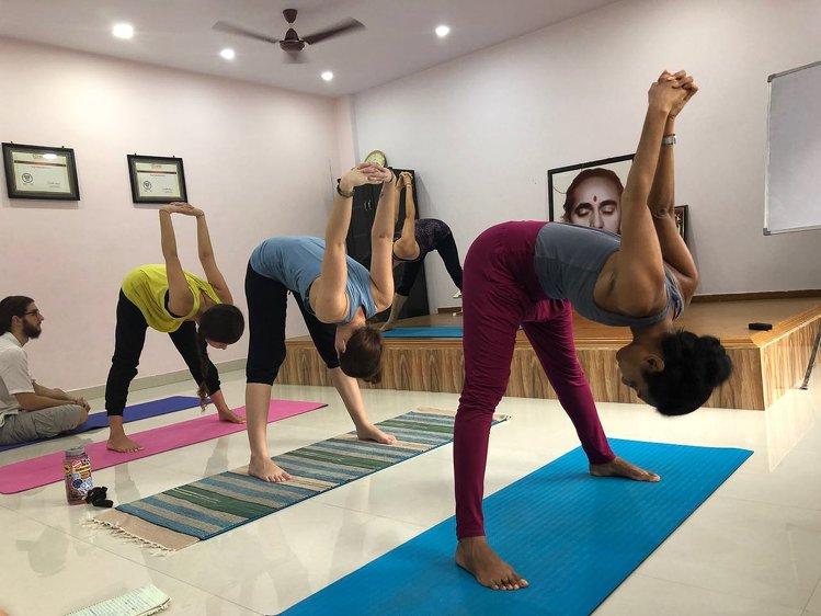Yoga Vidya Mandiram 7 Days Relaxation (Yoga Nidra) & Yoga Retreat 9