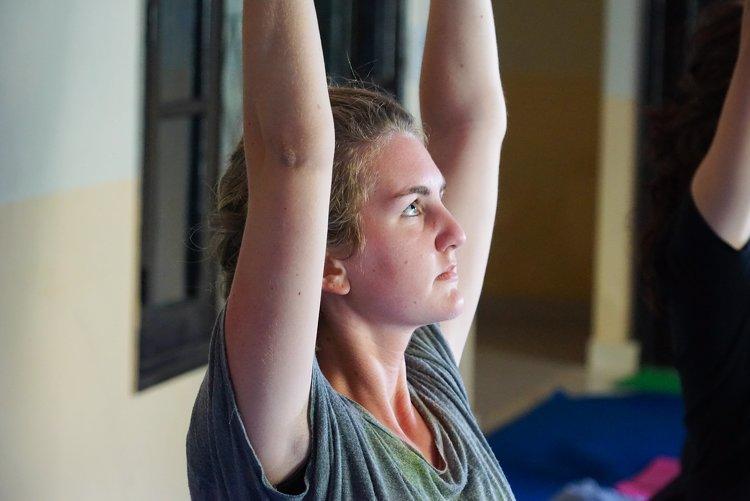 Yoga Vidya Mandiram 7 Days Relaxation (Yoga Nidra) & Yoga Retreat 11