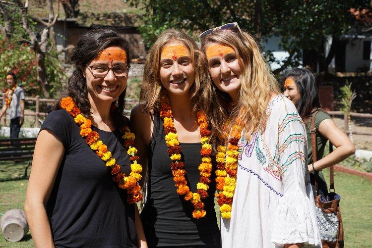 Yoga Vidya Mandiram 7 Days Relaxation (Yoga Nidra) & Yoga Retreat 15