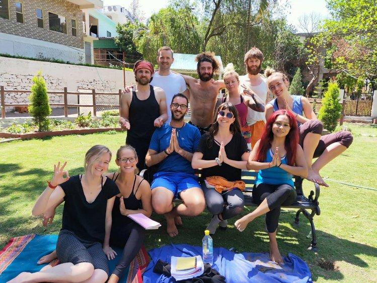 Yoga Vidya Mandiram 7 Days Relaxation (Yoga Nidra) & Yoga Retreat 16