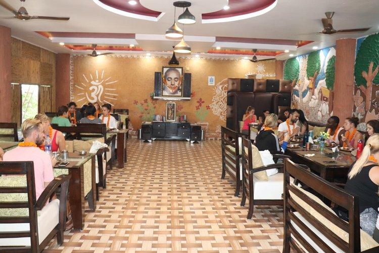Yoga Vidya Mandiram 7 Days Relaxation (Yoga Nidra) & Yoga Retreat 17
