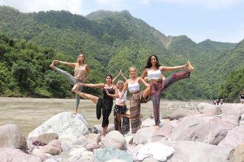 Yoga Vidya Mandiram 3 Days Himalayan Meditation & Yoga Retreat