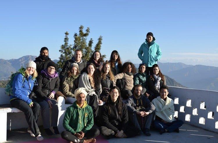 Yoga Vidya Mandiram 3 Days Himalayan Meditation & Yoga Retreat 2