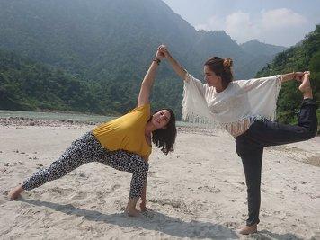 Yoga Vidya Mandiram 4 Nights / 5Days Himalayan Meditation & Yoga Retreat  April