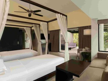 Hilton Shillim Estate Retreat & Spa The Dharana Endurance Spa villa
