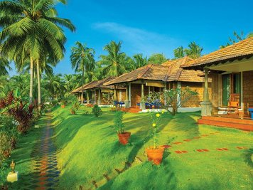 Meiveda  Ayurvedic Beach Resort Thrissur India
