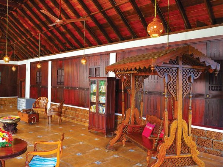 Meiveda Ayurvedic Beach Resort Thrissur India 9