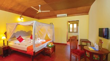 Meiveda Ayurvedic Beach Resort Cottages