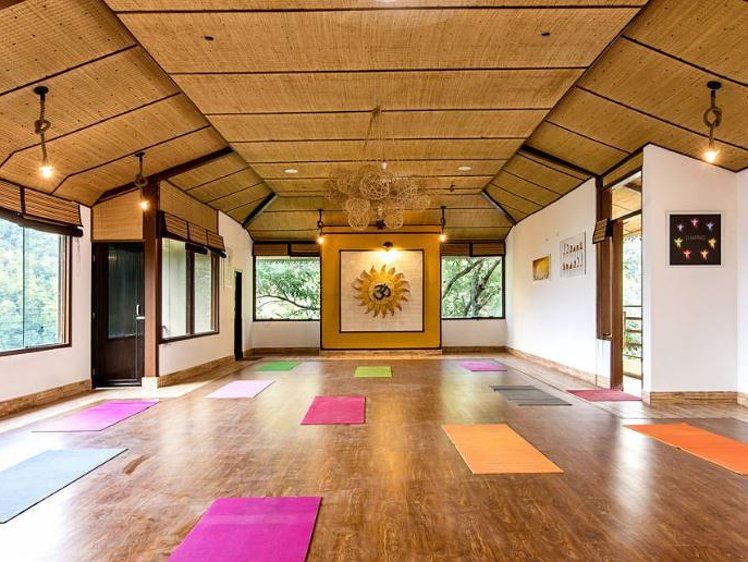 Veda5 Ayurveda and Yoga Retreat Rishikesh India 7