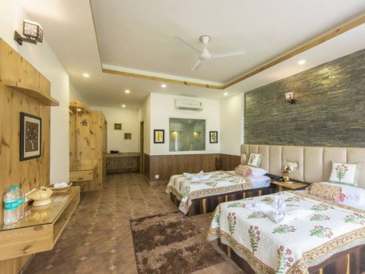 Veda5 Ayurveda and Yoga Retreat Rishikesh India 6
