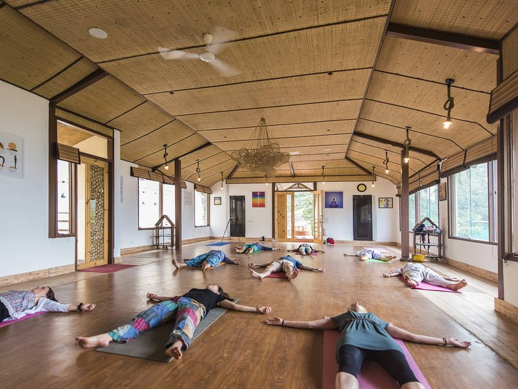 Veda5 Ayurveda and Yoga Retreat Rishikesh India 9