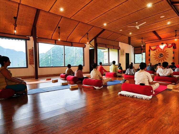 Veda5 Ayurveda and Yoga Retreat Rishikesh India 10