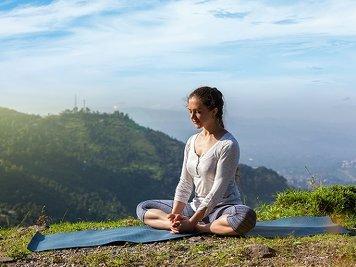 Veda5 Ayurveda and Yoga Retreat 3 Nights / 4Days Yoga Retreat