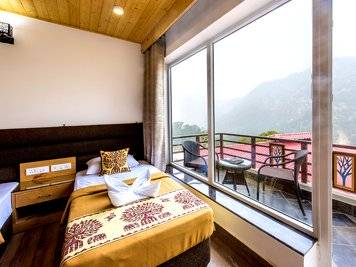 Veda5 Ayurveda and Yoga Retreat Deluxe Room Shared