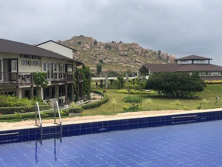 Shathayu Ayurveda Retreat Bangalore India 5