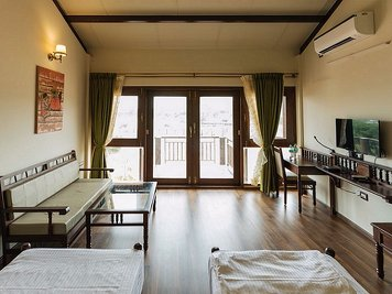 Shathayu Ayurveda Retreat Ayurveda & Rejuvenation Package Standard Room