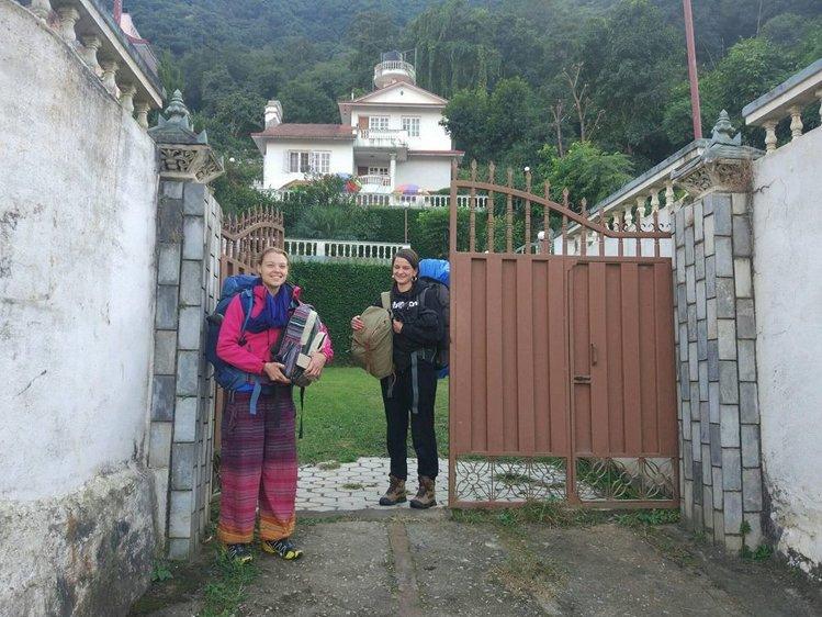 Nepal Yoga Home Kathmandu Nepal 7