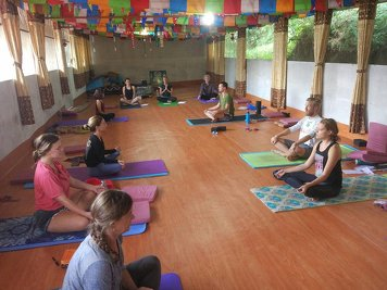 Nepal Yoga Home 200 Hour (19 Nights / 20 Days) Yoga Teacher Training course In Nepal