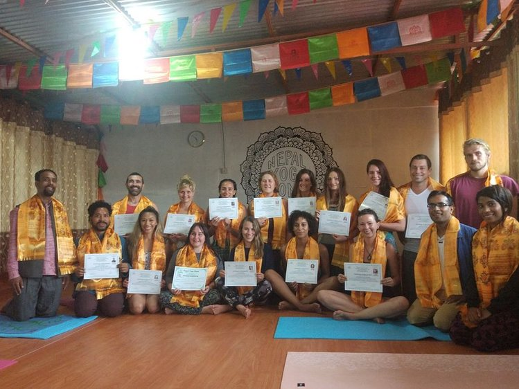Nepal Yoga Home Yoga Teacher Training course In Nepal 3