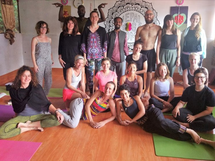 Nepal Yoga Home Advanced Yoga Teacher Training Course 1
